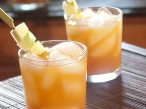 Apple Cider Spiked Cocktail