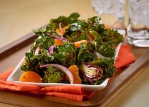 Salad Orange Kalette
