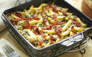 casserole tomato_spinach_bake