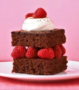 dessert devils food cake