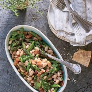 bean asparagus salad
