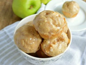 Muffins Apple Pie Pancake