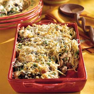 tetrazzini Turkey