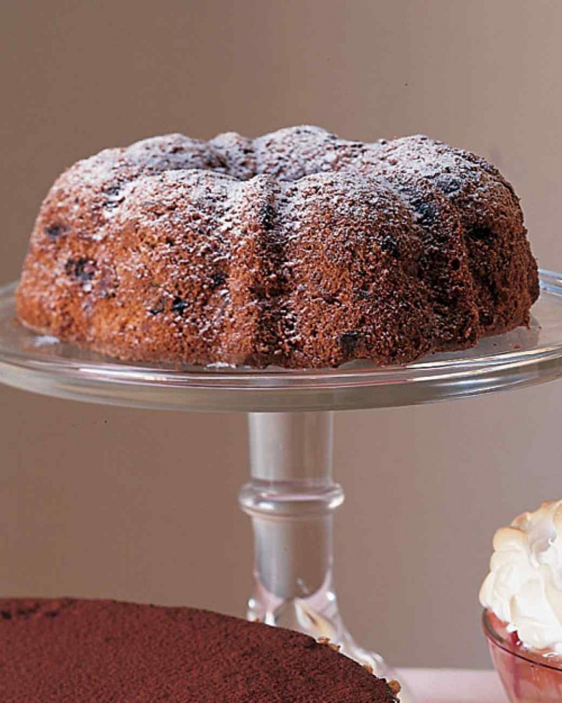 Carrot Pecan Cake