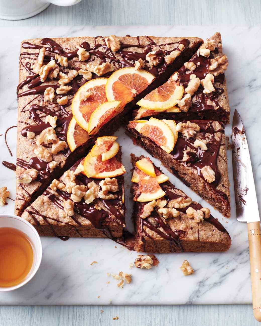 ... cake double apple walnut cake cinnamon walnut bundt cake orange walnut