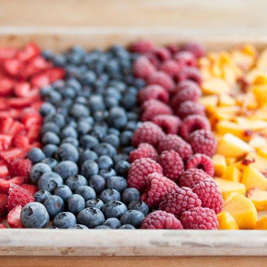 fruit frozen