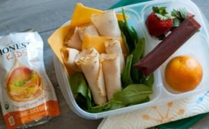 School lunch DIY