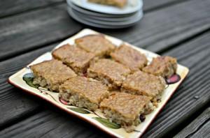 Kugel sweet brown rice