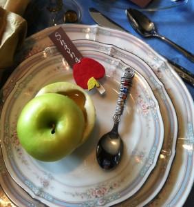 honey bowl apple