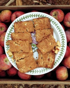 apples brownies