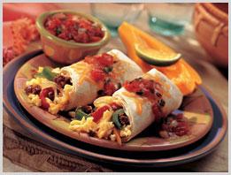 Breakfast-Burritos