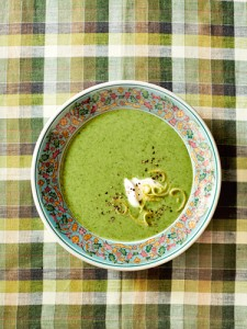 soups broccoli florentine