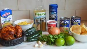 chili white chicken ingredients
