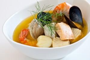 fish bouillabaisse