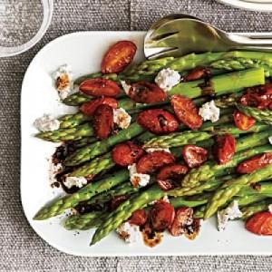 asparagus-balsamic-tomatoes