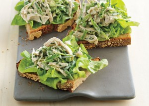 chicken salad 3 pea