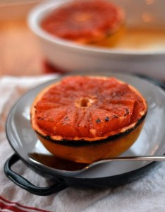 grapefruit broiled cinnamon
