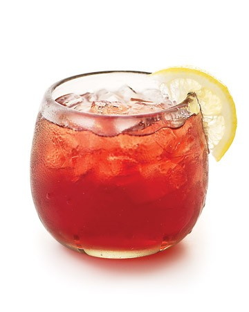 Pomegranate honey coolers
