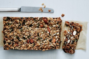 bars nutty grain oats