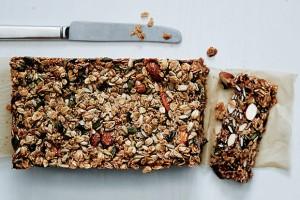 bars nutty grain oats