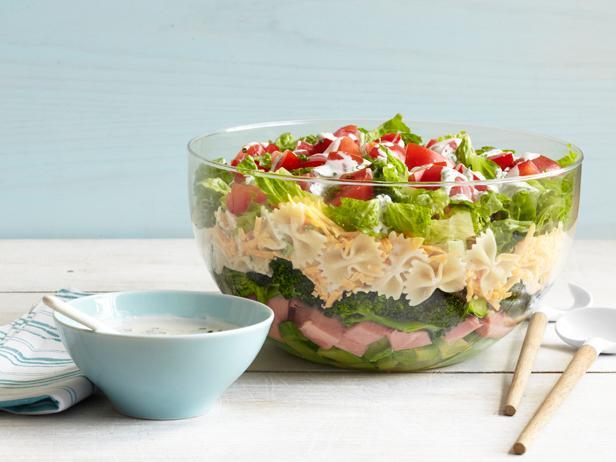 pasta salad 7 layer