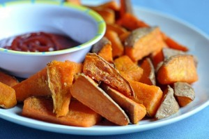 potato sweet fries
