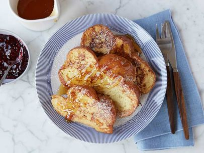 french toast Challah