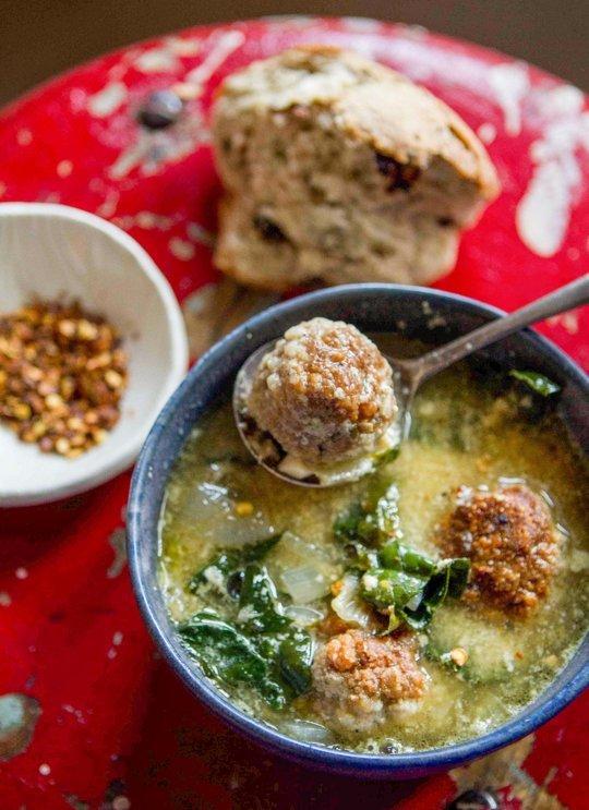Soup Italian-Wedding