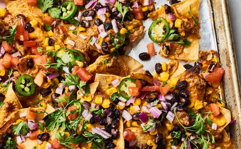 How To Make Quick and Easy Sheet Pan Nachos